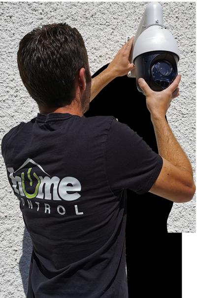 Installateur de caméra de surveillance - Vidéosurveillance